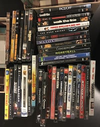 DVD Collection. $1 each or $80 for all  Fairfax, 22030