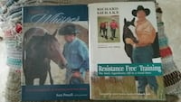 two Whispers and Richard Shrake text books Detroit Lakes, 56501