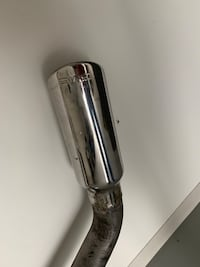 2016 GMC Sierra 1500 exhaust