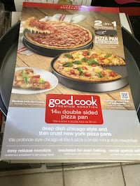 New 2 in 1 reversible Pizza Pan for thick or thin pizza Las Vegas, 89118
