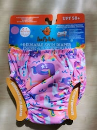 Reusable swim diaper  Langley Township, V4W 3M6