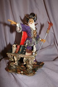 Vintage Summit Collection: Wizard Commander #4889 Seymour
