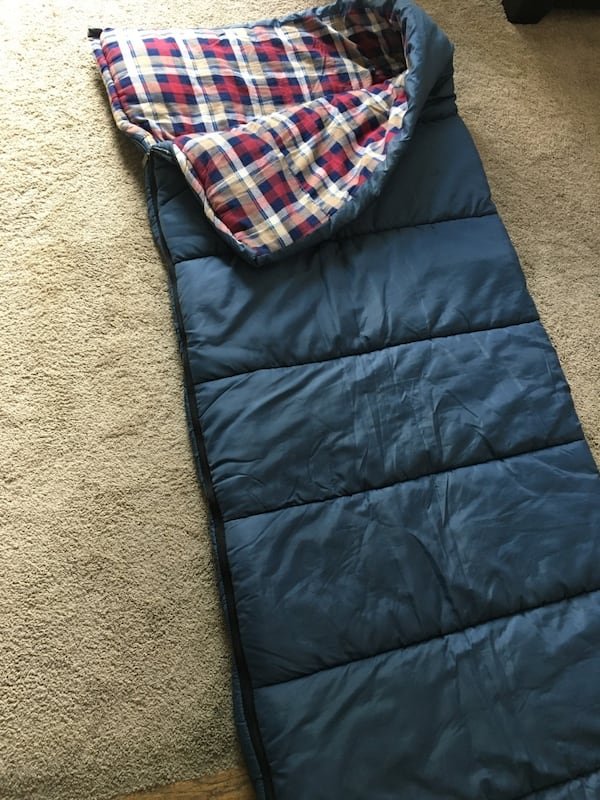 Sleeping Bag 0714aa9f-2e5b-48d6-99a7-9b554fce1acc