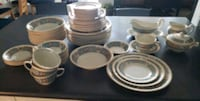 Old English dish set Mississauga, L4X 1T5