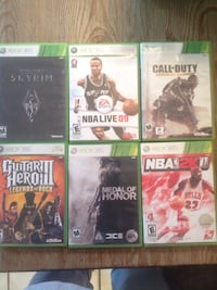Xbox 360 games East Northport, 11731