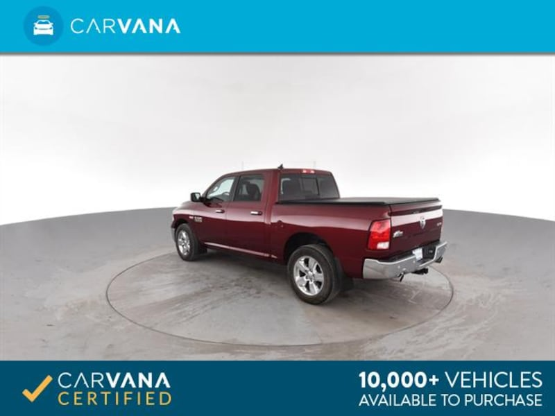 2016 Ram 1500 Crew Cab pickup Big Horn Pickup 4D 5 1/2 ft Red <br 9a306965-d80b-41be-8307-298df144ece6