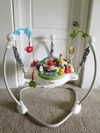 Fisher-Price Discover'n Grow Jumperoo /with light