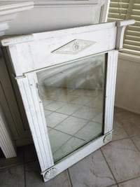 Vintage Wooden Mirror  Newport Beach, 92661