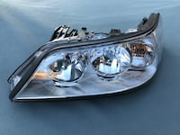 Lincoln Town Car Headlight Assembly