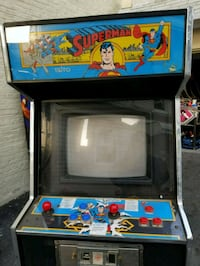 Superman Arcade Machine  Brooklyn, 11230