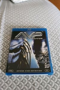 Alien versus Predator in Blu-ray