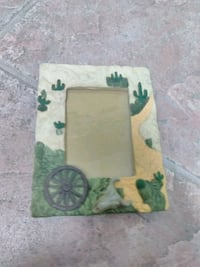 WEST-theme Painted Picture frame  Bradenton, 34212