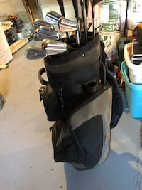 Golf clubs with bag Minneapolis, 55416