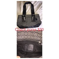 Coach purse Kingston, K7K 4C2