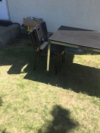 IKEA Table and 3 Chairs Edmonton, T5A 2S8