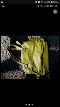 Large lime green bag Quinton, B32 2RG