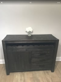 Dining Table Server With Wine Rack And Storage. Swedesboro, 08085