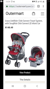 Travel system Owings Mills, 21117