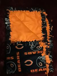 Chicago Bears Blanket/Throw - NEW - Christmas in July SALE!!! Plano