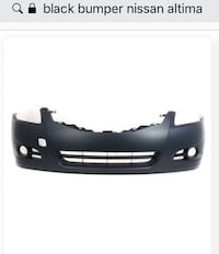 2010-2011 Nissan Altima front bumper and left fender Towson, 21204