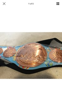 Wwe new day championship belt  Hamilton, L8V 2P3