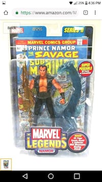 ML namor figurine. Albuquerque, 87107