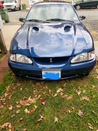 1997 Ford Mustang cobra Stafford Courthouse
