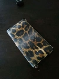 brown and black leopard print wallet Washington, 20019