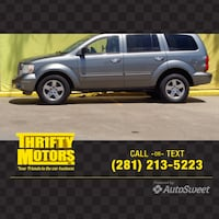2008 Dodge Durango Limited Houston, 77084