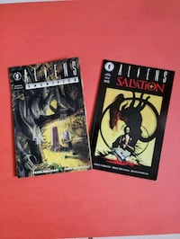 Aliens comic books Luquillo, 00773