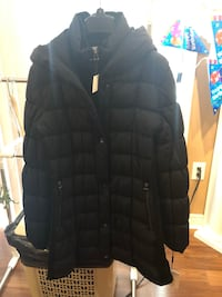CK winter coat NEW bought for my wife but it's too small for her. Size is Small Asking $180 OBO  Lincoln, L0R