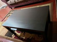 rectangular black wooden coffee table Brampton, L6P 1H8