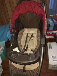 Greco stroller like new  Hagerstown, 21740