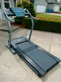 Norditrack EXP 1000S treadmill Vancouver, 98662
