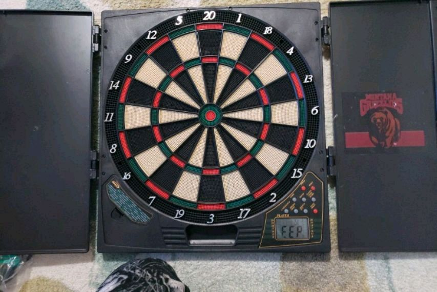 Photo Halex Electronic Dartboard