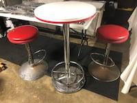 Pub table and stools  Vacaville, 95688