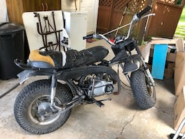 RV 90 dirt bike
