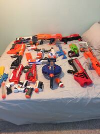 Nerf guns  please read description Edmonton, T6K