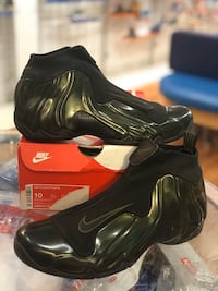 Legion green flightposite size 10