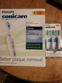 New Philips sonicare toothbrush