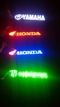 led sticker decal water proof 12V very bright