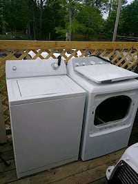 Washer and dryer set Navarre, 32566