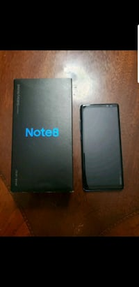 Samsung galaxy note 8 Montreal, H1S 1M8