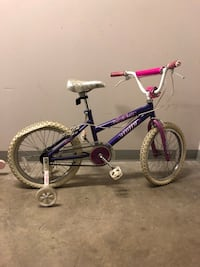Purple and pink bmx bike Washington, 20037