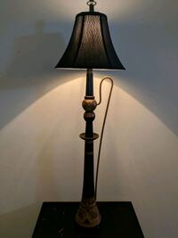 Black lamp from Macys excellent condition Virginia Beach, 23452