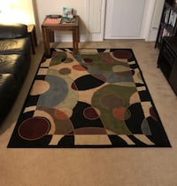 Area rug, multi-colored Broadlands, 20148