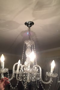 Crystal chandelier  Lutherville Timonium, 21093