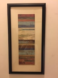 Artwork  Framed Abstract Print Wall Art Lansdowne