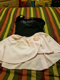 Leotard with skirt  Union City, 16438