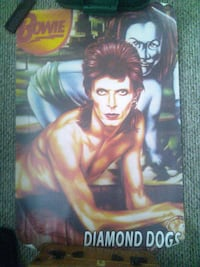 Diamond Dogs. David Bowie poster